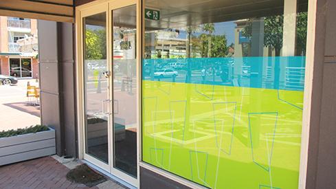 An atWork Australia office exterior